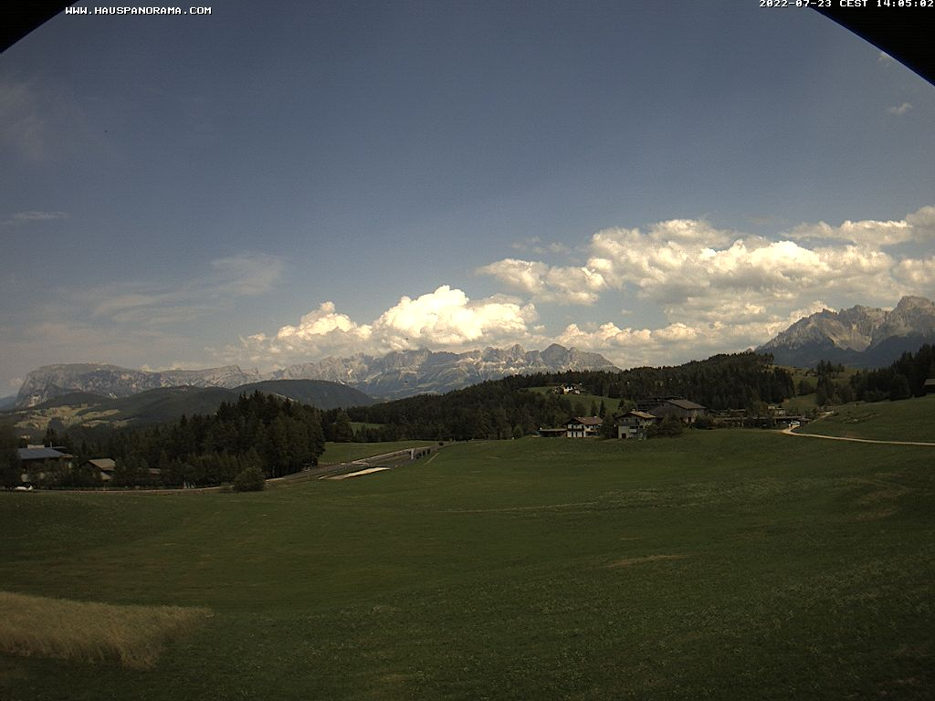 Webcam in Deutschnofen in der Ferienregion Eggental